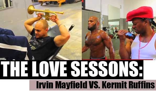 Love Seesions: Irvin Mayfield VS. Kermit Ruffins | InthekNOwla.com | New Orleans, Louisiana